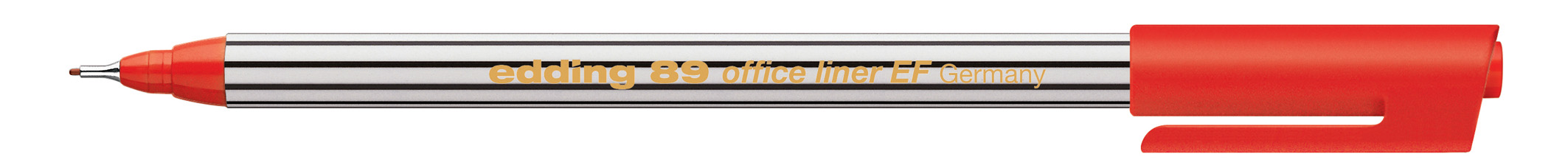 89 office liner EF - 0,3 mm, rot