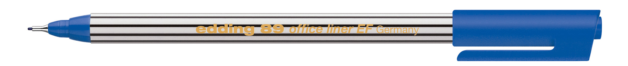 89 office liner EF - 0,3 mm, blau