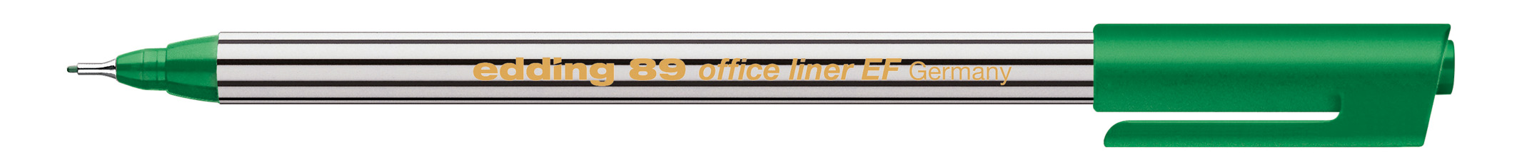 89 office liner EF - 0,3 mm, grün