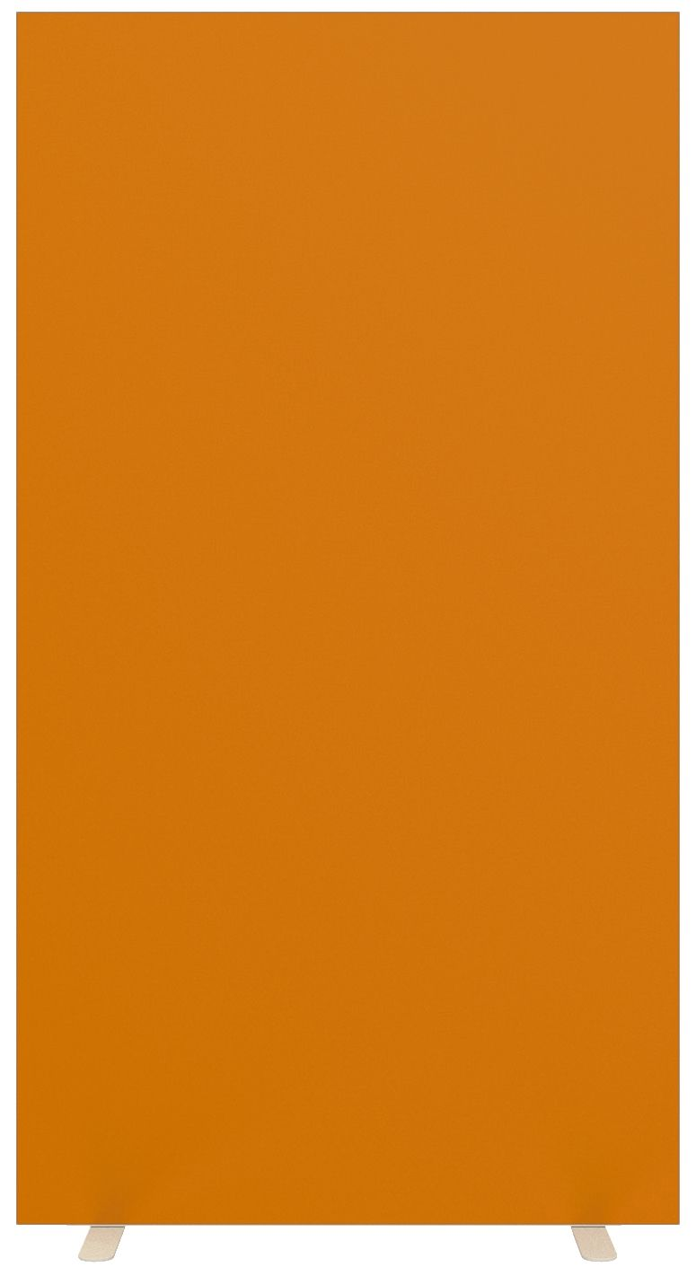 Trennwand - 94 cm, orange