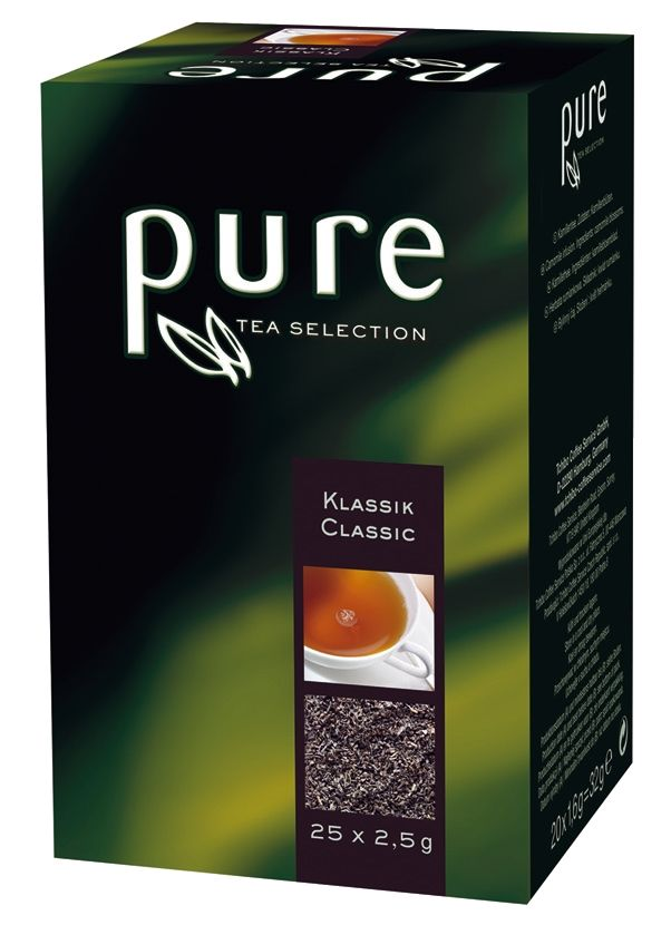 Tchibo PURE Tea Selection - Klassik