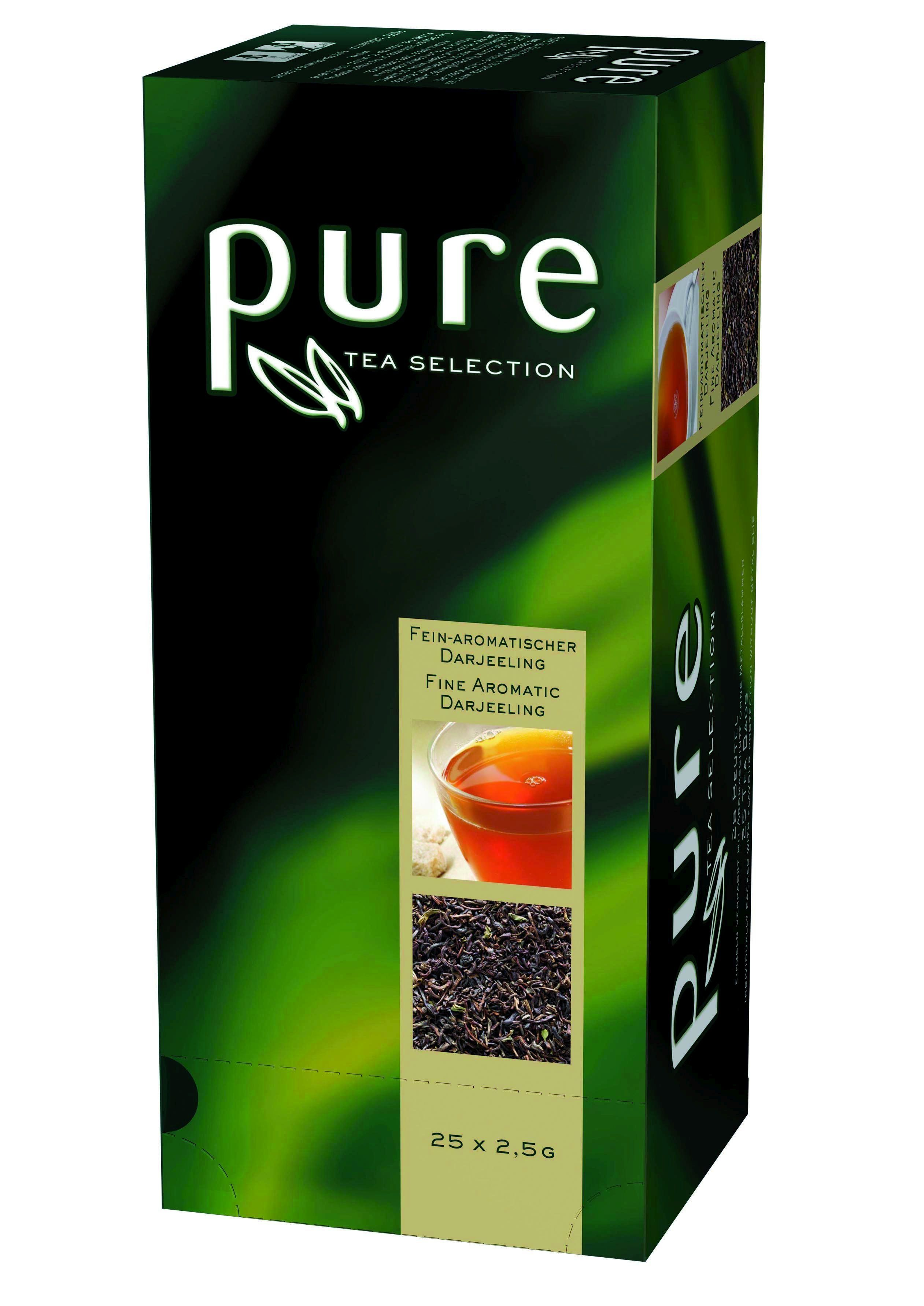 Tchibo PURE Tea Selection - Darjeeling