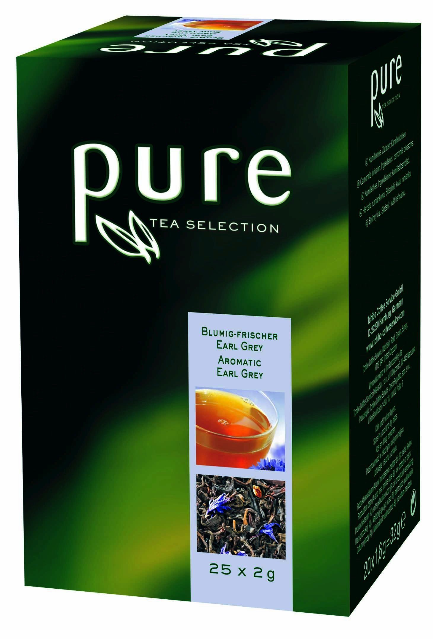 Tchibo PURE Tea Selection - Earl Grey