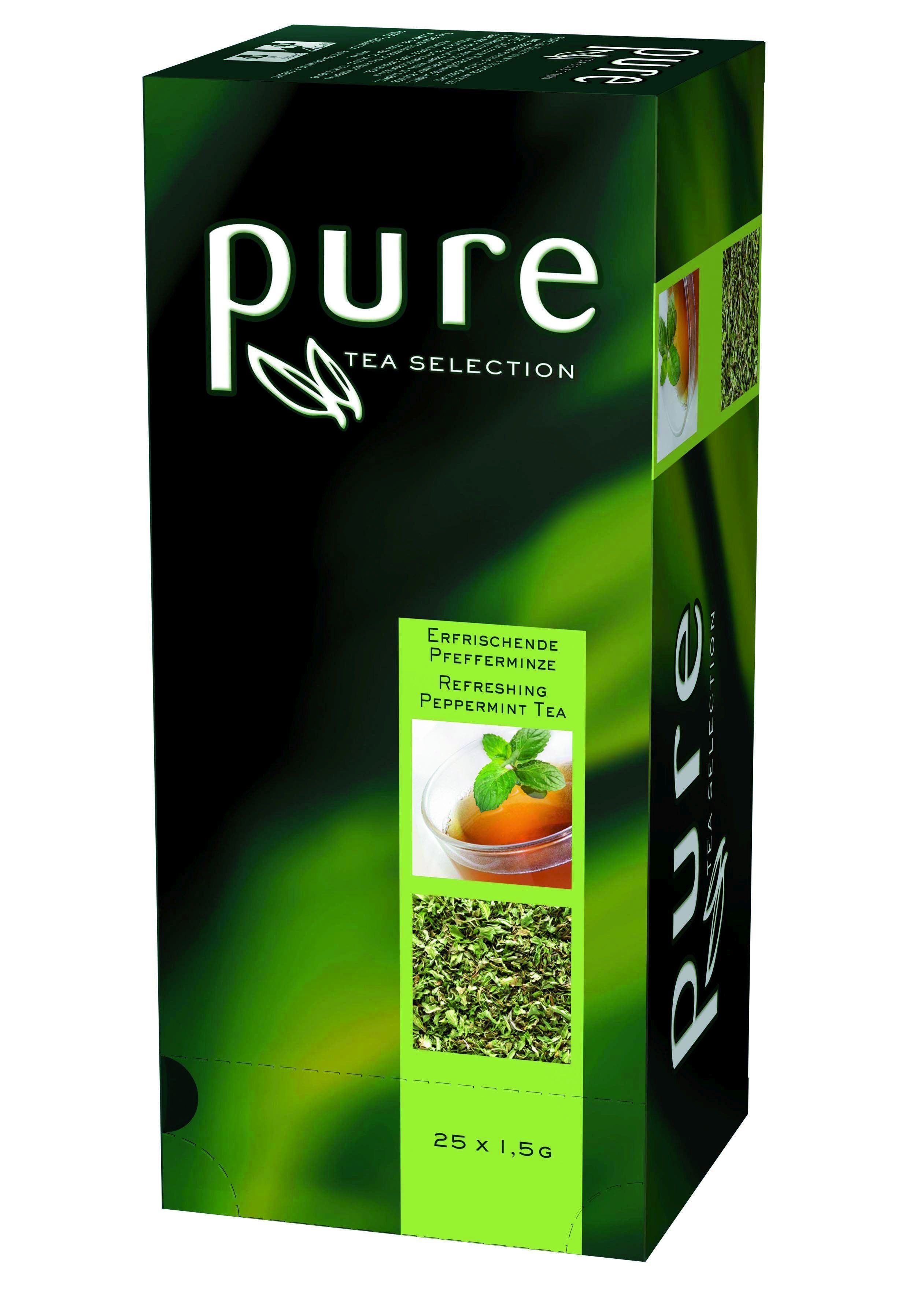 Tchibo PURE Tea Selection - Pfefferminz