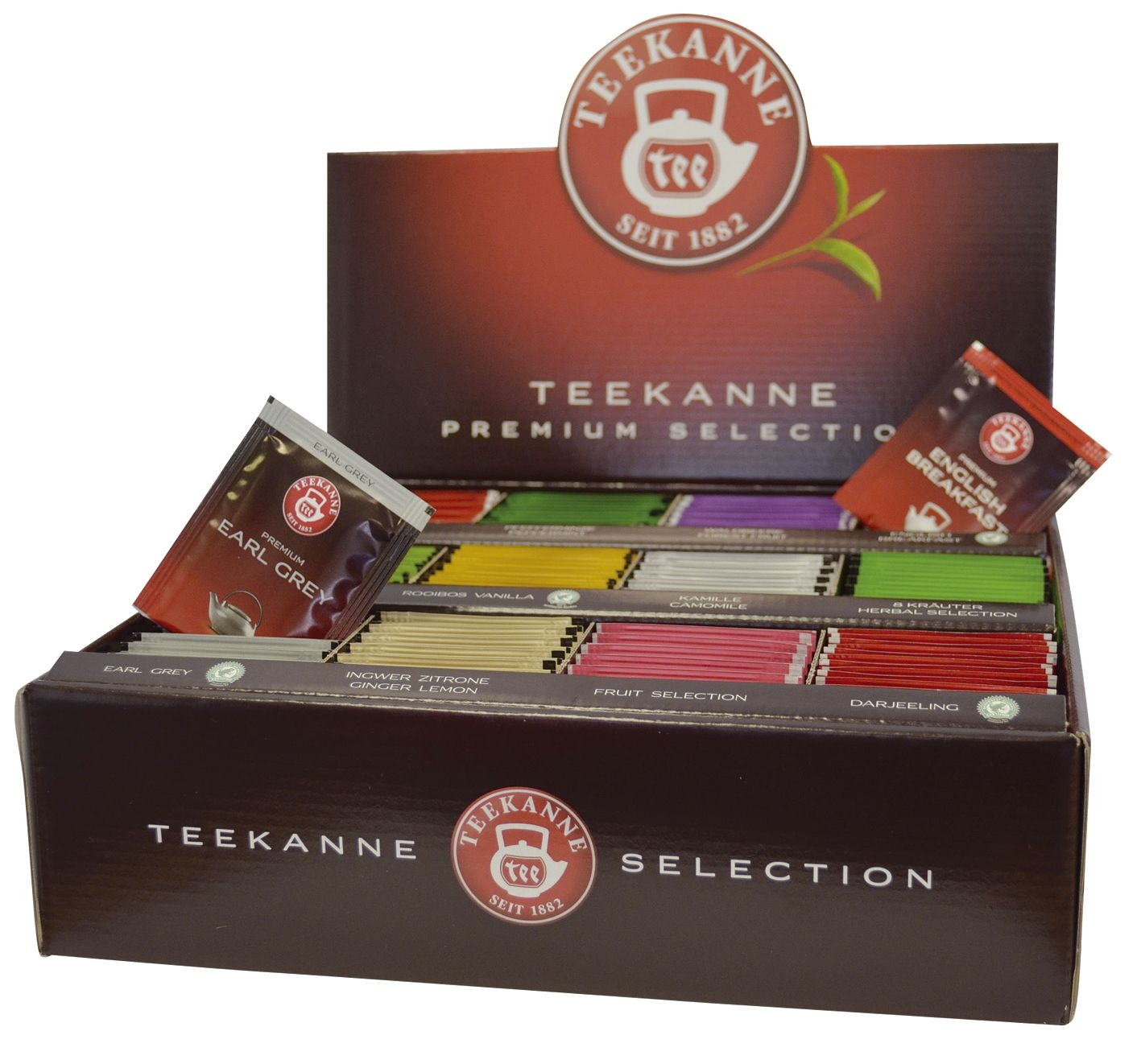 Teekanne Selection Box - 12 Teesorten